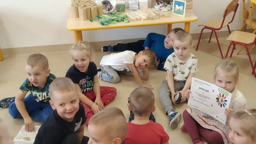 Sukces przedszkolaków ze Mściszewic