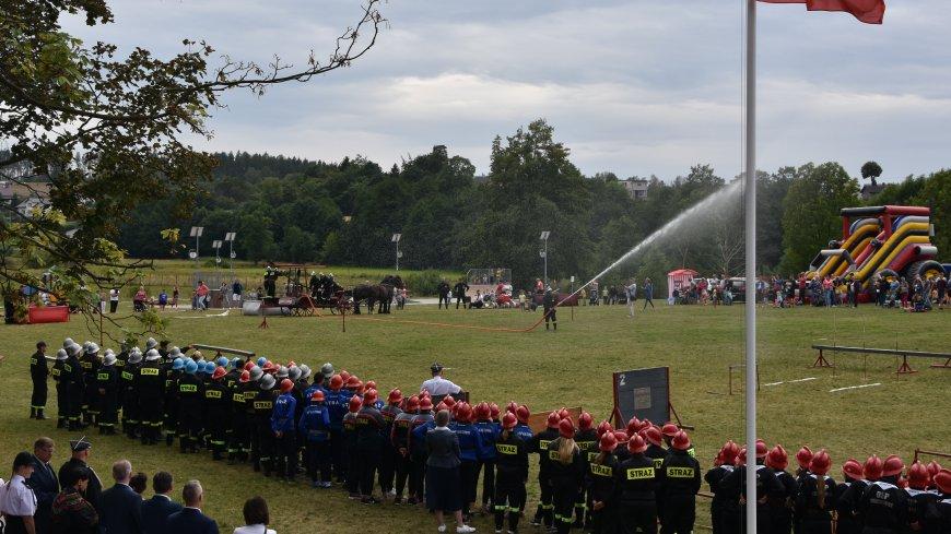 Festyn Gminny i Zawody Strażackie w Sulęczynie